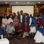 Ashish Aggarwal video Marketing workshop Group Photo