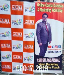 Ashish Aggarwal Video Marketing