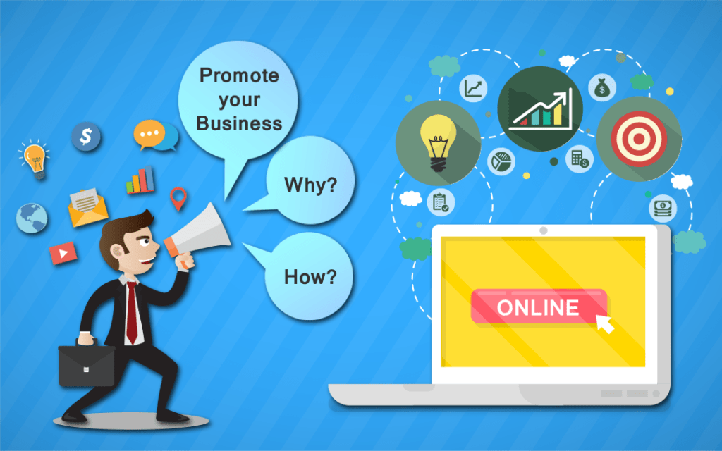 Promote-Business-Online for free and paid way on ashish aggarwal