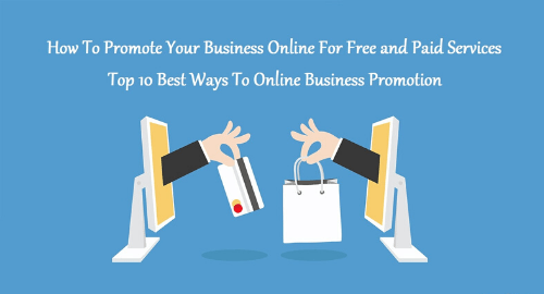 How to promote your business online by Ashish aggarwal